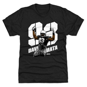 David Onyemata Men's Premium T-Shirt | 500 LEVEL