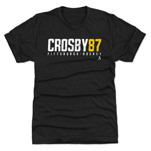 Sidney Crosby Men's Premium T-Shirt | 500 LEVEL