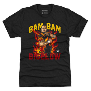 Bam Bam Bigelow Men's Premium T-Shirt | 500 LEVEL