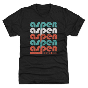 Aspen Men's Premium T-Shirt | 500 LEVEL