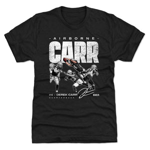 Derek Carr Men's Premium T-Shirt | 500 LEVEL