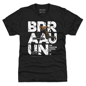 Braun Strowman Men's Premium T-Shirt | 500 LEVEL