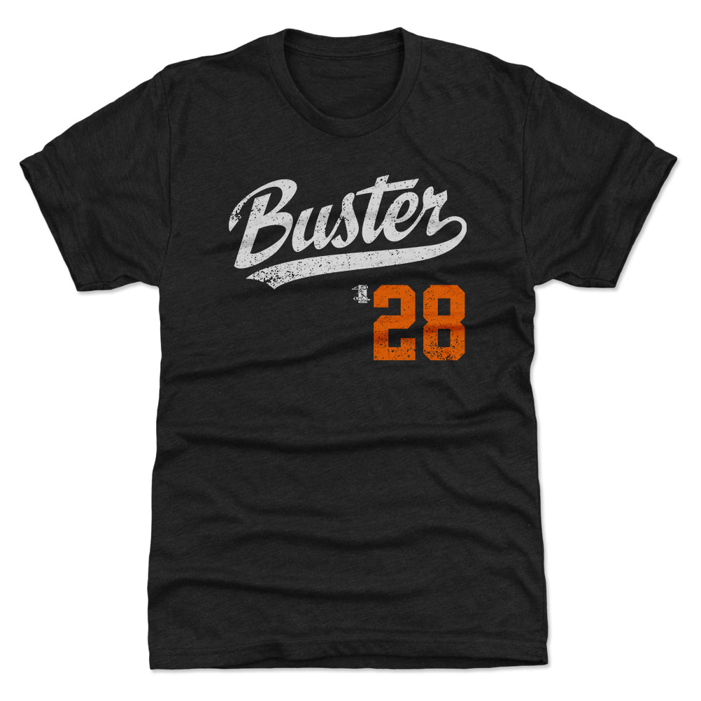 newest 49906 9d55a Buster Posey Buster Players Weekend O WHT