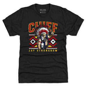 Chief Jay Strongbow Men's Premium T-Shirt | 500 LEVEL