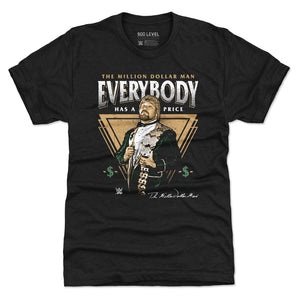Ted DiBiase Men's Premium T-Shirt | 500 LEVEL