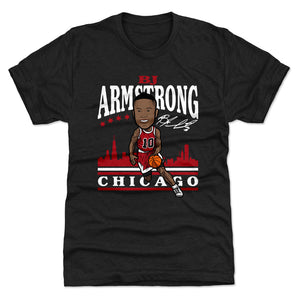 B.J. Armstrong Men's Premium T-Shirt | 500 LEVEL