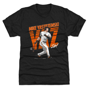 Mike Yastrzemski Men's Premium T-Shirt | 500 LEVEL