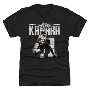 Alvin Kamara Men's Premium T-Shirt | 500 LEVEL