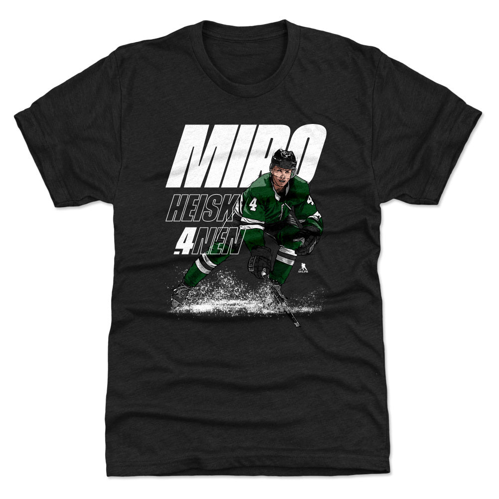 Miro Heiskanen Men's Premium T-Shirt | 500 LEVEL