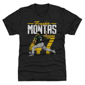 Frankie Montas Men's Premium T-Shirt | 500 LEVEL