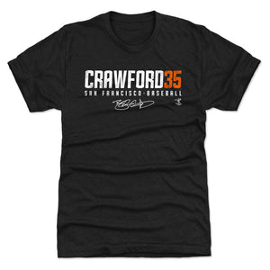 Brandon Crawford Men's Premium T-Shirt | 500 LEVEL