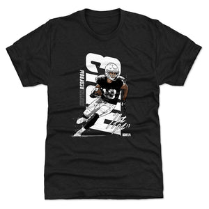 Hunter Renfrow Men's Premium T-Shirt | 500 LEVEL