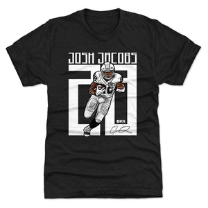 Josh Jacobs Men's Premium T-Shirt | 500 LEVEL
