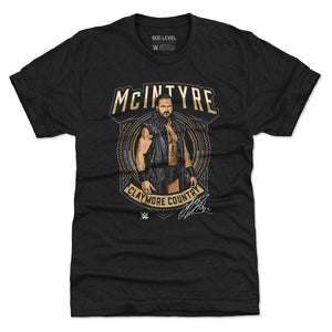Drew McIntyre Men's Premium T-Shirt | 500 LEVEL