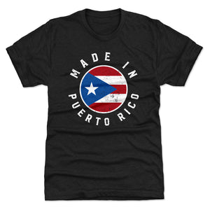 Puerto Rico Men's Premium T-Shirt | 500 LEVEL