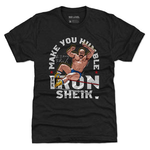 Iron Sheik Men's Premium T-Shirt | 500 LEVEL