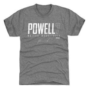 Dwight Powell Men's Premium T-Shirt | 500 LEVEL