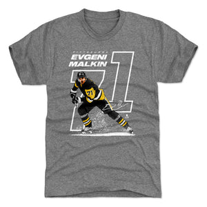 Evgeni Malkin Men's Premium T-Shirt | 500 LEVEL