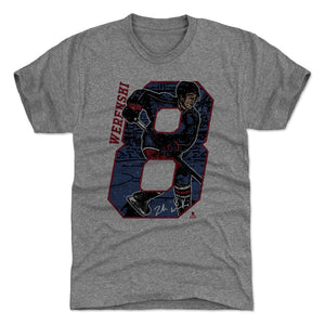 Zach Werenski Men's Premium T-Shirt | 500 LEVEL