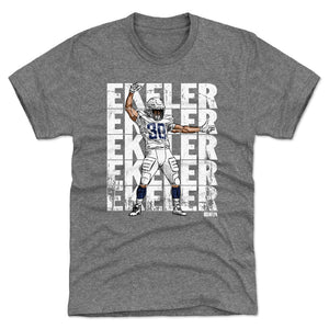 Austin Ekeler Men's Premium T-Shirt | 500 LEVEL