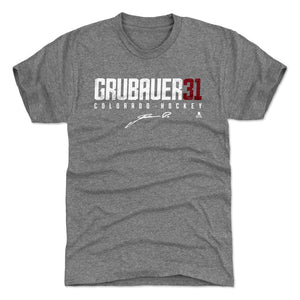 Philipp Grubauer Men's Premium T-Shirt | 500 LEVEL