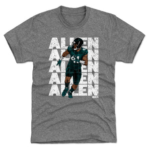 Josh Allen Men's Premium T-Shirt | 500 LEVEL