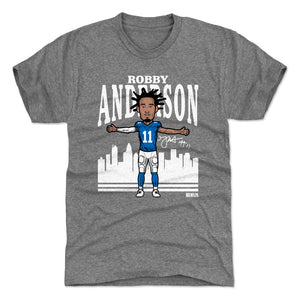 Robby Anderson Men's Premium T-Shirt | 500 LEVEL