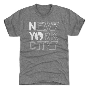 New York Men's Premium T-Shirt | 500 LEVEL