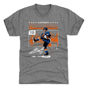 Anthony Beauvillier Men's Premium T-Shirt | 500 LEVEL
