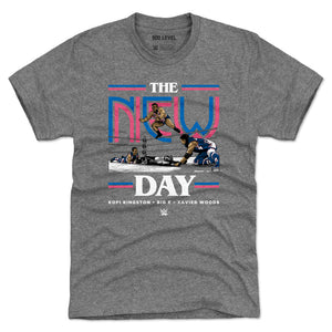 The New Day Men's Premium T-Shirt | 500 LEVEL