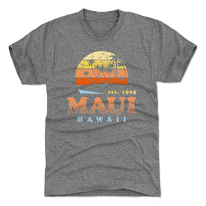 Maui Men's Premium T-Shirt | 500 LEVEL