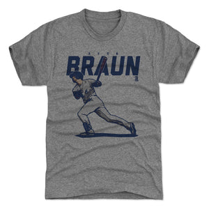 Ryan Braun Men's Premium T-Shirt | 500 LEVEL