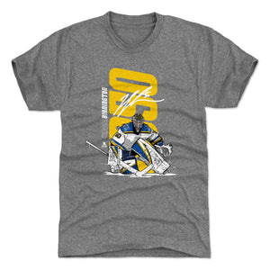 Jordan Binnington Men's Premium T-Shirt | 500 LEVEL