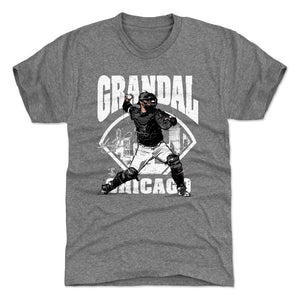 Yasmani Grandal Men's Premium T-Shirt | 500 LEVEL