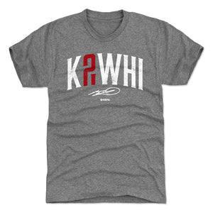 Kawhi Leonard Men's Premium T-Shirt | 500 LEVEL