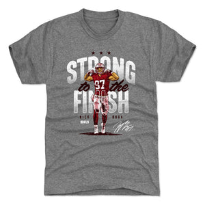 Nick Bosa Men's Premium T-Shirt | 500 LEVEL