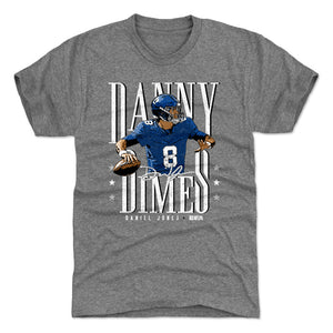 Daniel Jones Men's Premium T-Shirt | 500 LEVEL