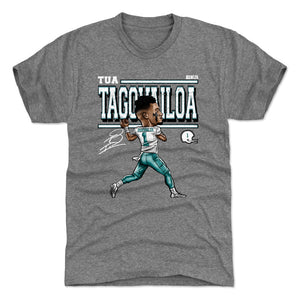 Tua Tagovailoa Men's Premium T-Shirt | 500 LEVEL