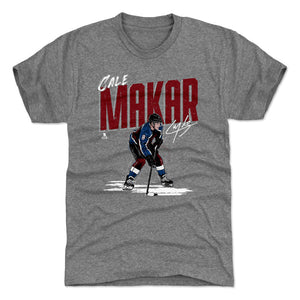 Cale Makar Men's Premium T-Shirt | 500 LEVEL