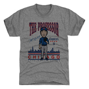 Kyle Hendricks Men's Premium T-Shirt | 500 LEVEL