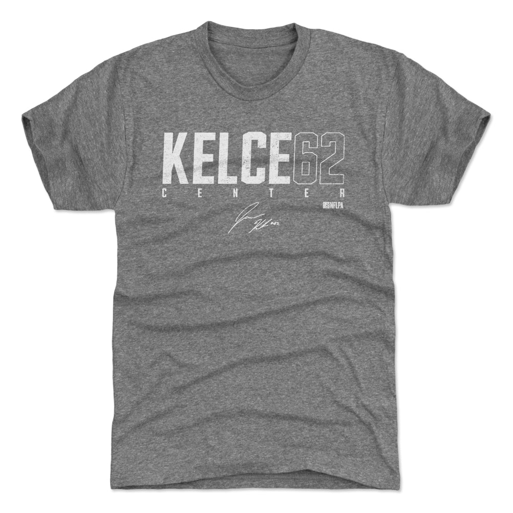 Jason Kelce Men's Premium T-Shirt | 500 LEVEL
