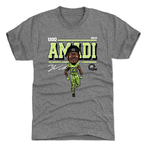 Ugo Amadi Men's Premium T-Shirt | 500 LEVEL