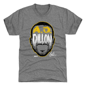 A.J. Dillon Men's Premium T-Shirt | 500 LEVEL