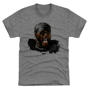 Ray Lewis Men's Premium T-Shirt | 500 LEVEL