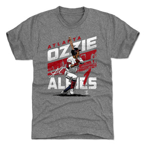 Ozzie Albies Men's Premium T-Shirt | 500 LEVEL
