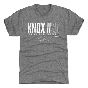 Kevin Knox II Men's Premium T-Shirt | 500 LEVEL