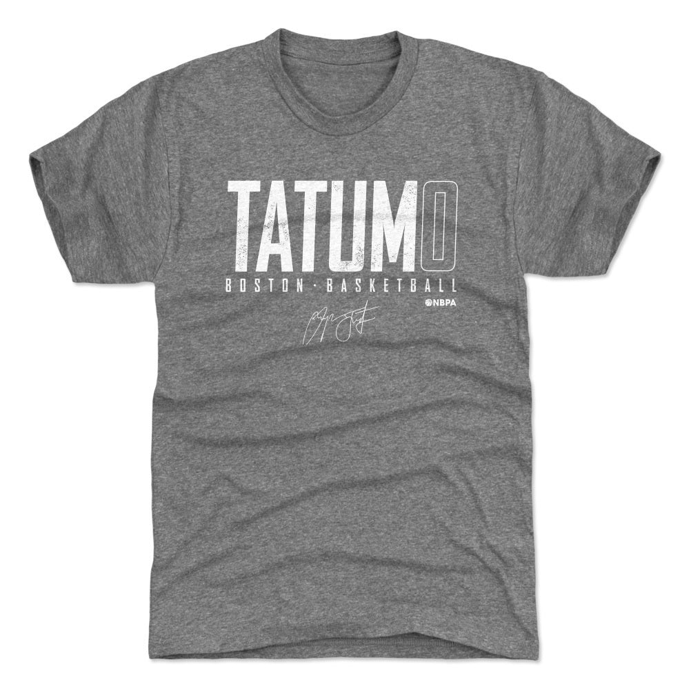 Jayson Tatum Men's Premium T-Shirt | 500 LEVEL