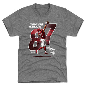 Travis Kelce Men's Premium T-Shirt | 500 LEVEL