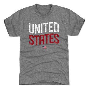 USA Men's Premium T-Shirt | 500 LEVEL