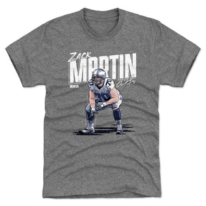 Zack Martin Men's Premium T-Shirt | 500 LEVEL